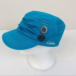 Cabela's Turquoise Cadet Hat